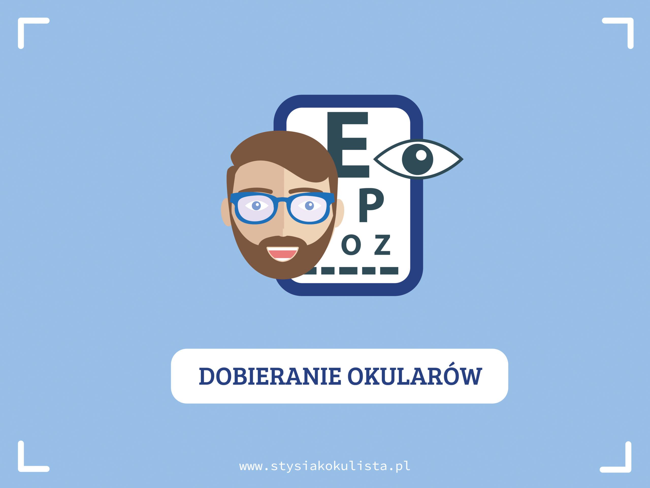 dobieranie okularów radom
